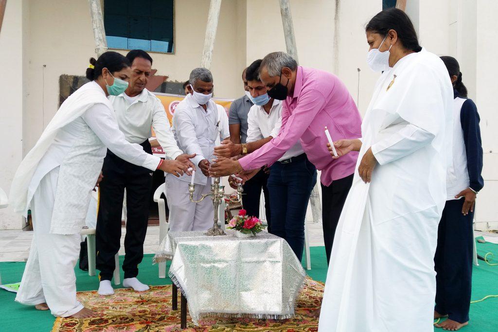 Yoga Health Seminar Service News at Brahma Kumaris Keshod Guj